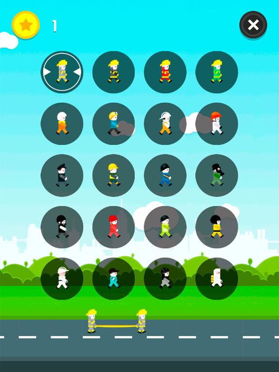 Rescuers! iPad app afbeelding 3