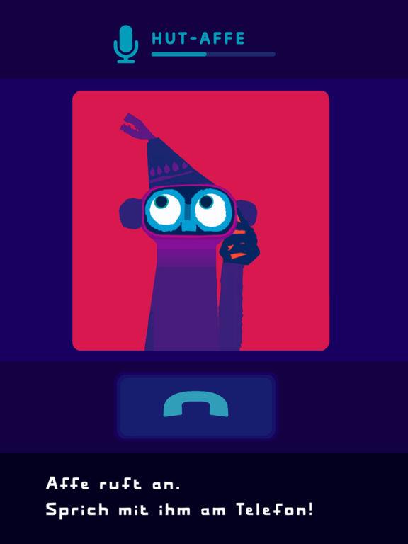 Hut-Affe - Spiel, Spaß und Gesang für Kinder Screenshot