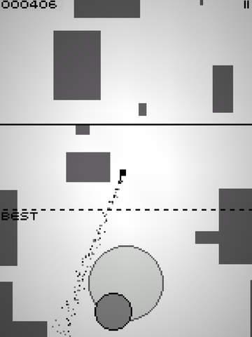 Spout: monochrome mission Screenshot