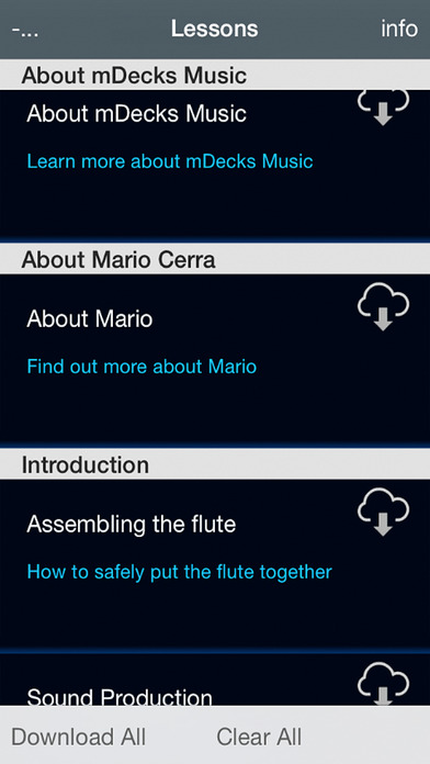 download How to Play Flute by Mario Cerra Vol. 1 apps 4