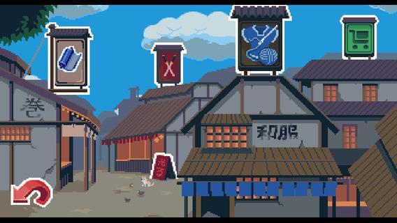 Samurai Blitz iPhone iPad