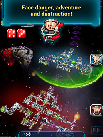 Screenshot 2 Galaxy Trucker