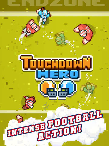 Touchdown Hero iOS Screenshots
