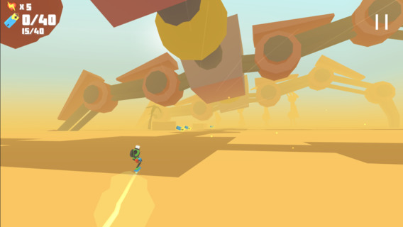Screenshot 1 Power Hover