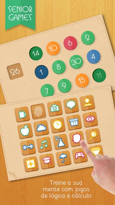 jogos para idosos exercite a sua mente na app store