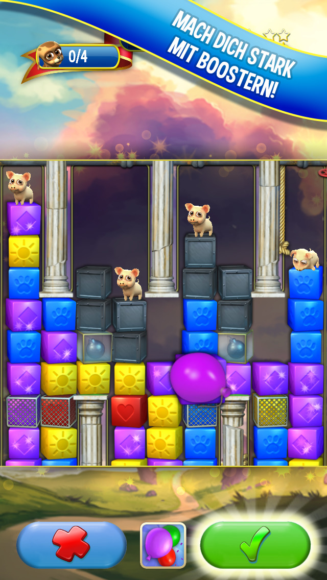 Screenshot 3 Pet Rescue Saga