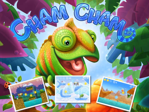 Cham Cham Unlimited iOS Screenshots