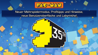 PAC-MAN iOS Screenshots