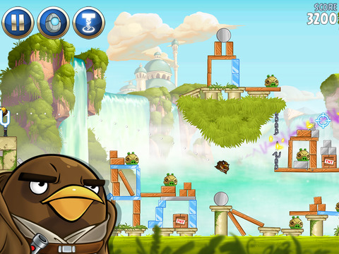 Angry Birds Star Wars II iOS