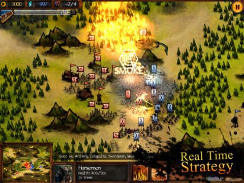 Autumn Dynasty - RTS Screenshot