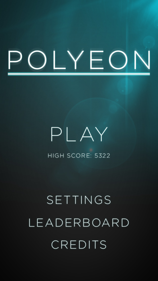 Polyeon iOS Screenshots