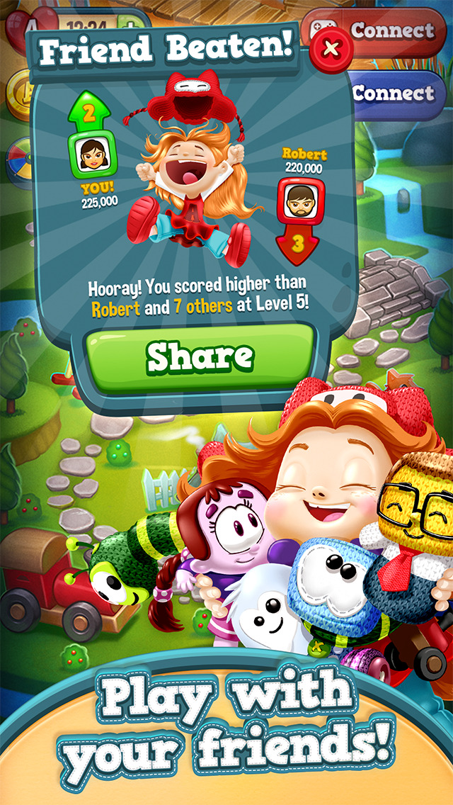 Screenshot 5 Toy Blast