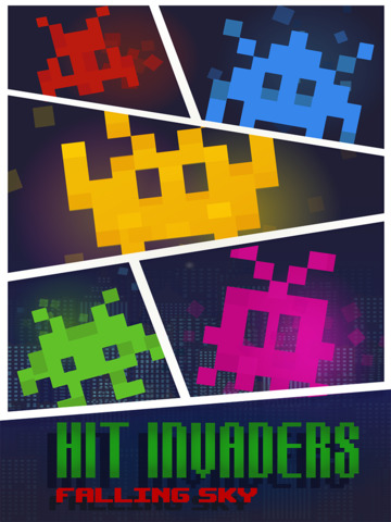 Hit Invaders iOS Screenshots