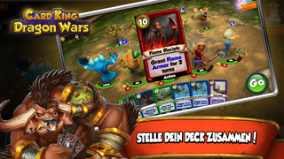 Card King: Dragon Wars iOS Screenshots
