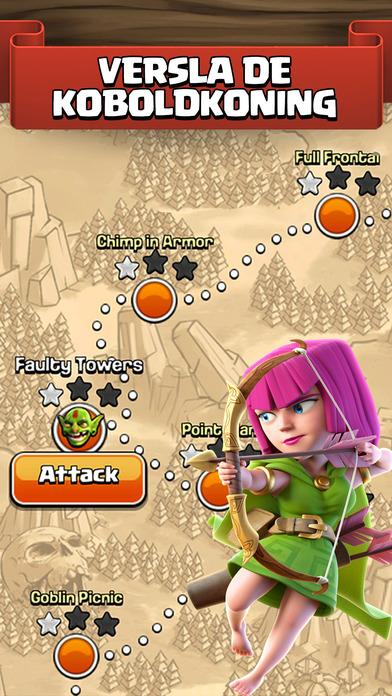 Clash of Clans iPhone app afbeelding 2