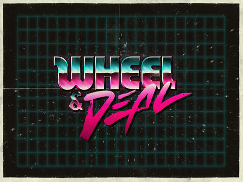 Wheel & Deal iOS Screenshots