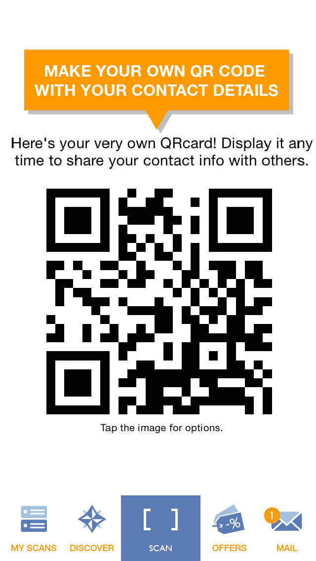 scanlife barcode scanner qr code reader free mac software. Black Bedroom Furniture Sets. Home Design Ideas