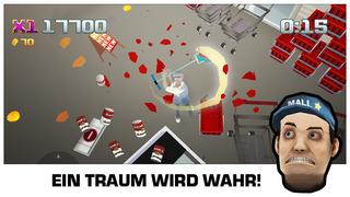 Smash the Mall - Die Lösung für Stress! iOS Screenshots