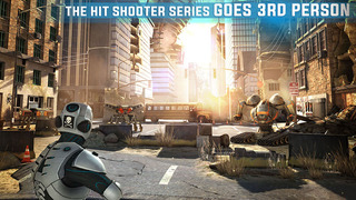 Overkill 3 iOS Screenshots