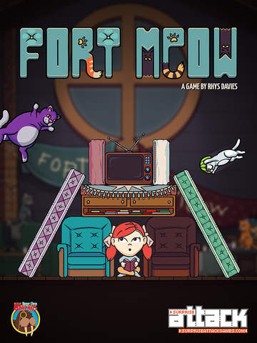 Fort Meow iOS Screenshots