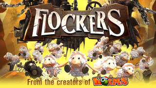 Flockers iOS Screenshots