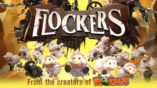 Flockers iOS Screenshots