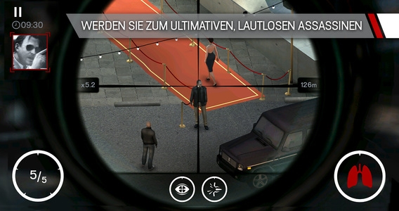 Screenshot 4 Hitman Sniper