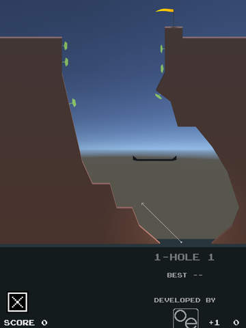 Vertical Golf iOS