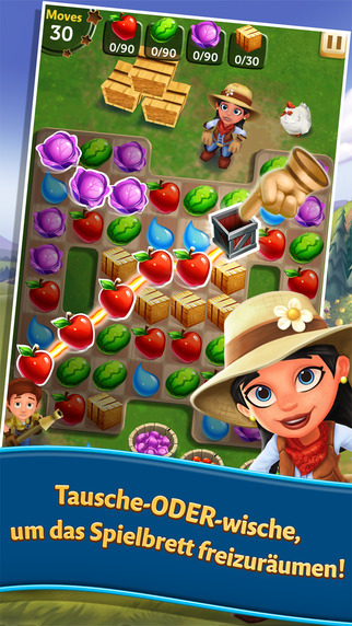 FarmVille: Erntetausch iPhone