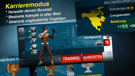 World Boxing Challenge iPhone iPad