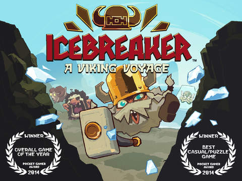 Icebreaker: A Viking Voyage HD (Universal) iPad