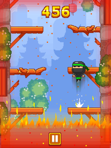 Ninja Escape iPhone iPad