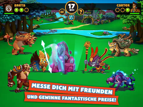 Monster Kingdom 2 iOS Screenshots