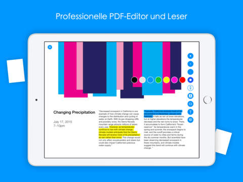 TinyPDF - Fill Forms, Annotate PDF with Professional Reader Screenshot