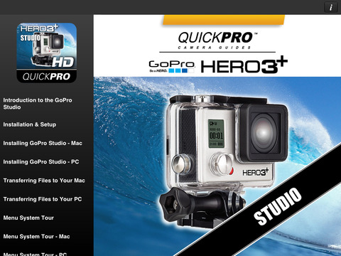 Studio by quickpro f r iphone ipod touch und ipad im for How to use gopro studio templates