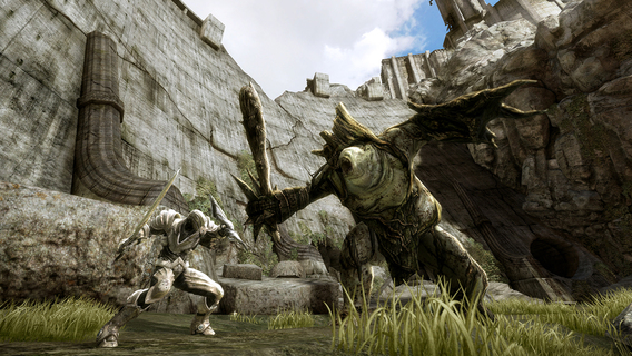 Screenshot 5 Infinity Blade II