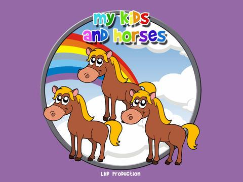 pferdespiele mit echten pferden