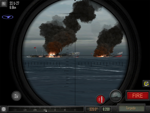 Atlantic Fleet iOS Screenshots