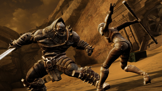 Screenshot 2 Infinity Blade III