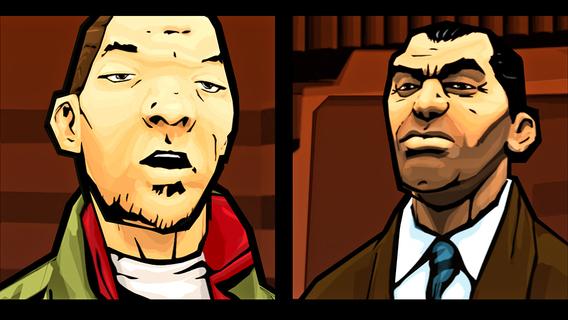 Screenshot 4 Grand Theft Auto: Chinatown Wars HD