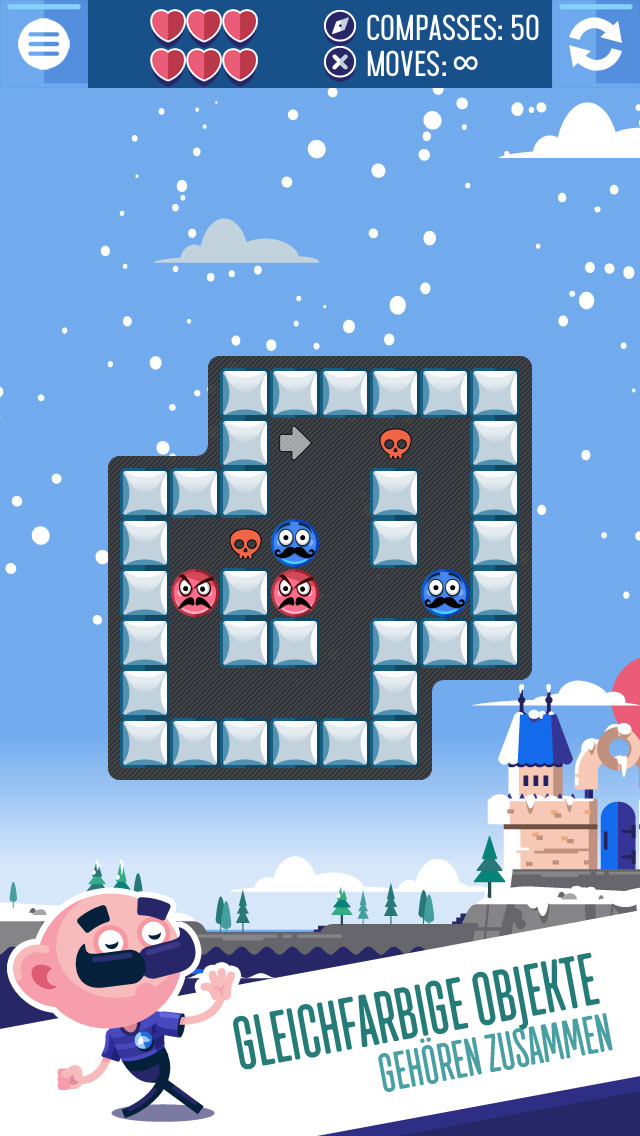 Stachey Bros - Der Pfad des Puzzle iOS Screenshots