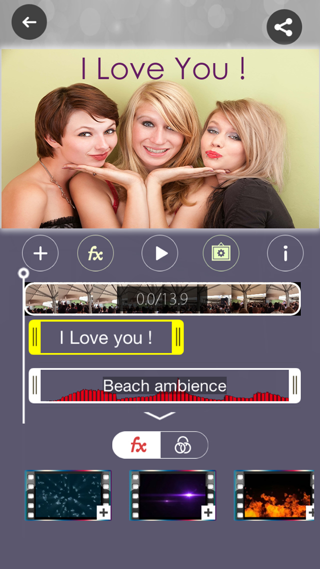 download Best video fx editor plus camera magic filters & movie effect apps 0