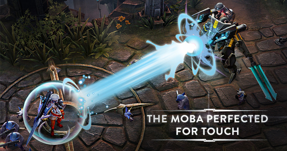 Screenshot 1 Vainglory für iPhone