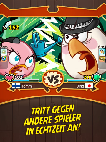 Angry Birds Fight! iPad