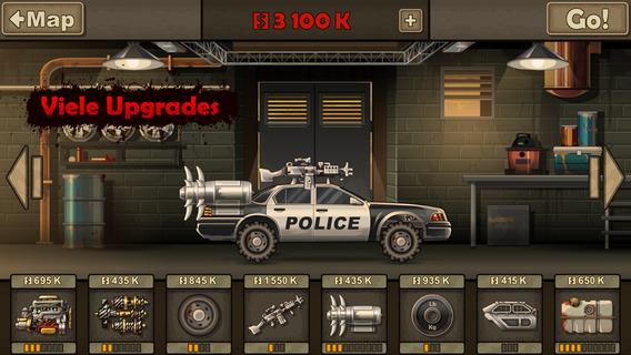 Screenshot 4 Earn to Die 2