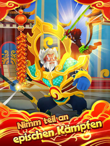 Monkey King Escape iOS