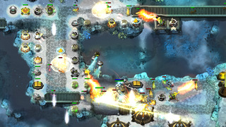Sentinel 4: Dark Star iOS Screenshots