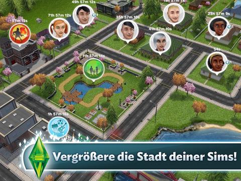 Screenshot 5 Die Sims™  FreePlay