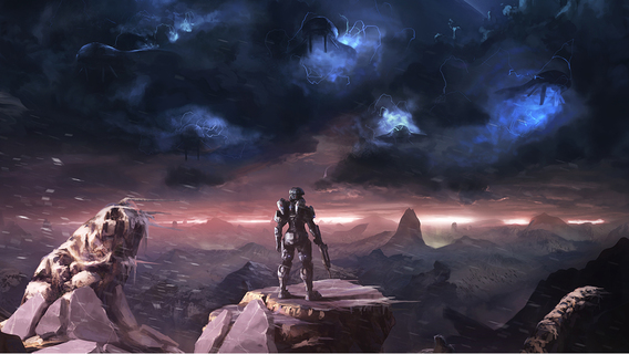 Screenshot 1 Halo: Spartan Assault