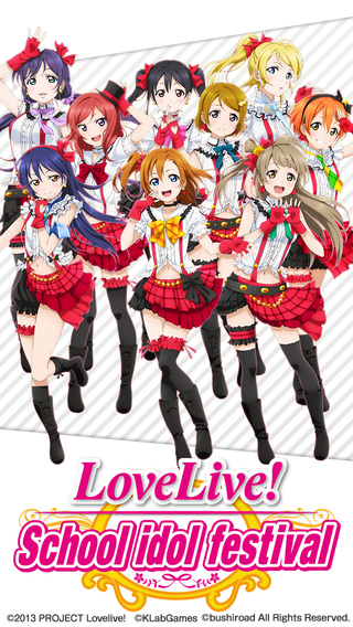 Love Live Iphone 4 Wallpaper : ?Love Live! School idol festival? im App Store